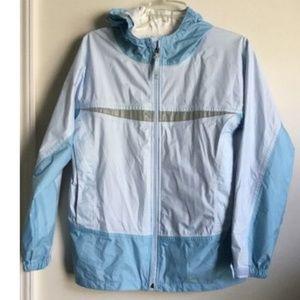 LL Bean Reflective Jacket Lightweight